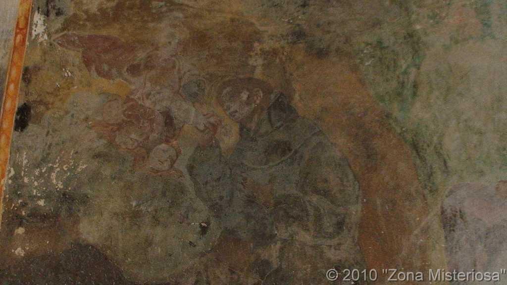 Vista del fresco de San Frencisco